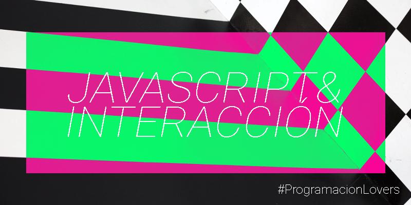 javascript-interaccion